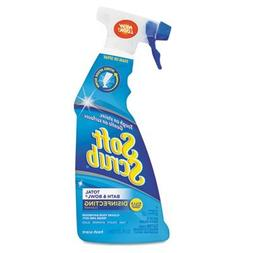 Soft Scrub 00375 Total Bath & Bowl Spray, 25.4oz Trigger Bot