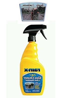 Rain-X Original 2-in-1 Glass Cleaner and Rain Repellant, Rep
