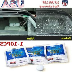 10X Multipurpose Household Car Windshield Glass Clean Efferv