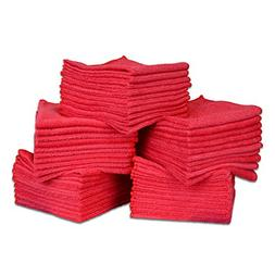 "12"" X 12"" Economy All Purpose Microfiber Towels 