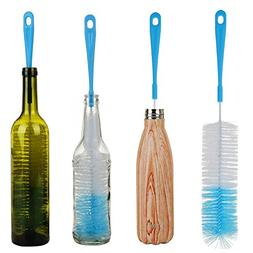 "ALINK 17"" Extra Long Bottle Cleaning Brush Cleaner for Was"