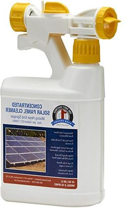 One Shot 1S-SPCHEC Solar Panel Cleaner Concentrate with Hose