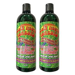 2 Count - Green Piece Cleaner 16 oz
