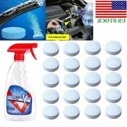 20/100Pcs Home Multifunctional Effervescent Spray Cleaner Cl