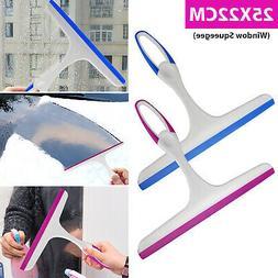 2x Glass Window Wiper Cleaner Squeegee Shower Screen Mirror