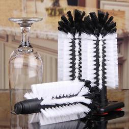 3 Brush Glass Washer Cleaner Scrubber Bar Pub Catering Resta