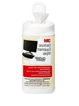 3M Antistatic Wipes, 80-Count Canister
