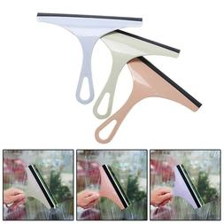 3Pack Glass Window Wiper Soap Cleaner Squeegee Shower Mirror