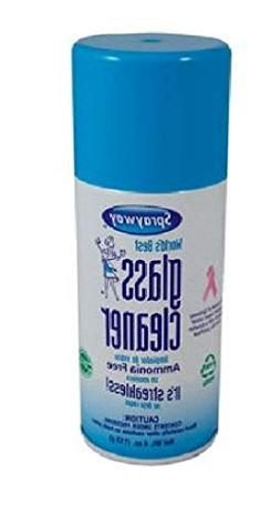 443331 ammonia glass cleaner