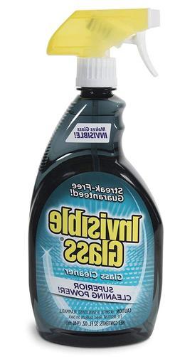6 x Stoner 92194 Invisible Glass Cleaner - 32 oz. Spray Bott