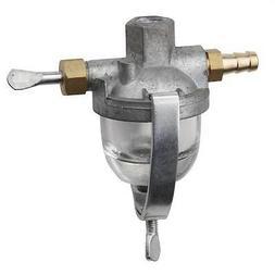 Briggs & Stratton 690612 Fuel Filter, Glass Sediment Bowl an