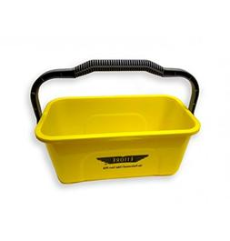 Ettore 3 Gallon Compact Super Bucket with Ergonomic Handle