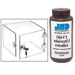 CRL Clear UV690 Medium Viscosity UV Adhesive - 1000g