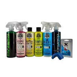 Chemical Guys HOL124 Car Care Kit , 16 fl. oz, 7 Pack