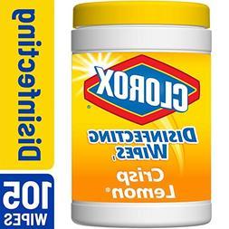 Clorox Disinfecting Wipes Citrus Blend 105 CT