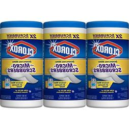 Clorox Disinfecting Wipes with Micro-Scrubbers Value Pack Ci