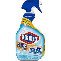 Clorox Plus Tilex Mold and Mildew Remover Spray Bottle, 32 F