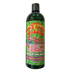 Green Piece Cleaner 16 oz - The All Natural Glass Cleaner, M