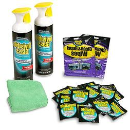 Invisible Glass 99092 35 Piece Home Cleaning Kit, 38. Fluid_
