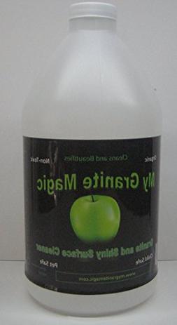 My Granite Magic Organic Daily Use Cleaner 64 Oz Refill