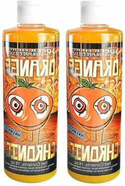 Orange Chronic Cleaner 16 oz Pack of 2