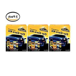 PACK OF 3 - Armor 4-Piece All Complete Car Care Kit