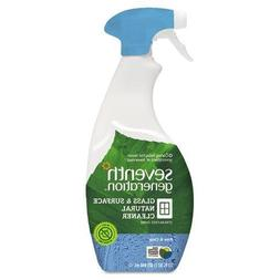 Seventh Generation - Natural Glass amp; Surface Cleaner, 32o