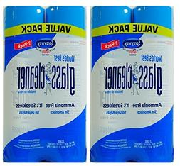 Sprayway World's Best Value Pack 19 oz Glass Cleaner  Made i