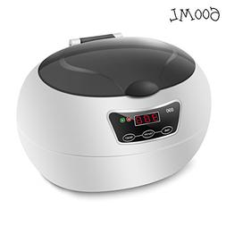 Ultrasonic Cleaner,Charminer Professional 600ML Jewelry Clea