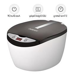 Ultrasonic Cleaner - Jewelry Cleaner CD Cleaner Denture Clea