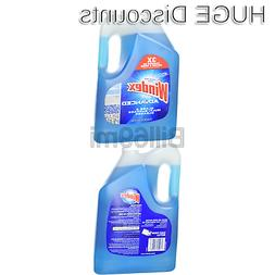 Windex Advanced Glass and Multipurpose Cleaner, 1.37 Gallon,