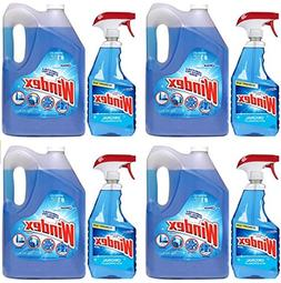 Windex Original  Glass & Multi Surface Cleaner, 32 Oz Spray
