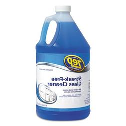 Zep Commercial - Streak-Free Glass Cleaner, Pleasant Scent,