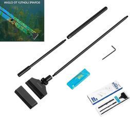 Algae Scraper Cleaner With 10 Replacement Blade Kit For Aqua