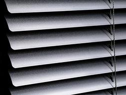 PASSENGER PIGEON Aluminum Blackout Light Filter Blinds Horiz