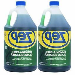 Zep Ammonia Free Glass Cleaner Concentrate ZU1052  Pro Stren