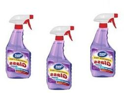 Great Value Ammonia Free Glass Cleaner, 32 fl oz', Pack of 3