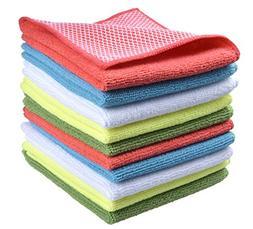 Sinland 5 color assorted Microfiber Dish Cloth Best Kitchen