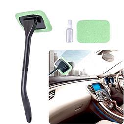 AutoEC Auto Glass Cleaner Wiper Keeps Cars Vehicles Interior