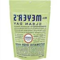 Mrs. Meyer's Automatic Dishwasher Packs - Lemon Verbena - Ca