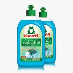 Frosch Natural Baking Soda Liquid Hand Dish Washing Soap, 50