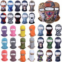Balaclava Windproof Ski Mask Cold Weather Face Mask Motorcyc