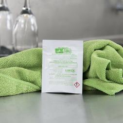 Bar Glass Cleaner Packet - 100