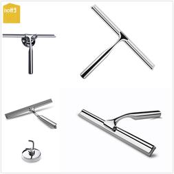 Ettori Bathroom Shower Squeegee Glass Wall Cleaner Bath Stai
