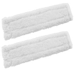 Spares2go Spray Bottle Glass Cleaner Pads For Karcher WV5 Pr