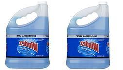 S C JOHNSON 12207 Windex Gallon Pro Refill mezmCG, Two Gallo