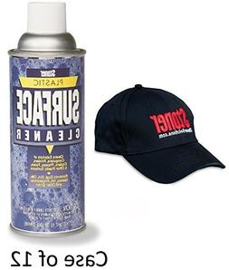 Case of 12 Cans Stoner Plastic Surface Cleaner  13 oz aeroso