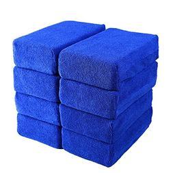 Car Wash Microfiber Sponges House Clean Sponge, Premium Grad