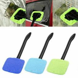 car windshield cleaner wipe tool inside window