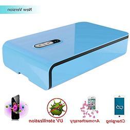 SVPRO Cell Phone Sterilizer UV Light Sanitizer Ozone Anion P